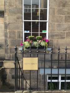Therapy centre Edinburgh